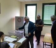 Zonguldak Havalimanı'nda Oy Verme İşlemleri Başladı