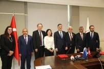 SÜLEYMAN ŞIMŞEK - 520 Yataklı Yeni Devlet Hastanesinin Sözleşmesi İmzalandı