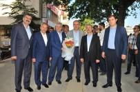 MEVLÜT YIĞIT - AK Parti Genel Başkanı Sorgun İle Milletvekili Adayı Erdem'den Başkan Akkaya'ya Ziyaret