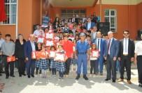 MEHMET TÜRKMEN - Akşehir'de Öğrencilerin Karne Sevinci