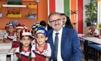 MUSTAFA ERTUĞRUL - Antalya'da 451 Bin 656 Öğrenci, Karne Sevinci Yaşadı