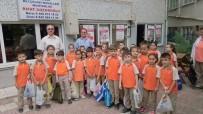 ATATÜRK İLKOKULU - Atatürk İlkokulu Öğrencilerinden Duyarlı Davranış