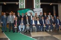 FATIH YıLMAZ - Atiker Konyaspor'un Yeni Başkanı Hilmi Kulluk Oldu