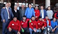 İBRAHIM AYDEMIR - Aydemir Açıklaması 'Hedefimiz; Büyük Türkiye İdealidir'