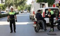 ÖLÜMLÜ - Aydın'da 7 Bin Araca 2,8 Milyon Lira Ceza Kesildi