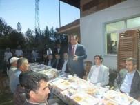 SONER KIRLI - Başakşehir'den Malazgirt'e Kardeşlik İftarı