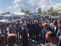 İBRAHIM AYDEMIR - Başbakan Yardımcısı Akdağ Açıklaması 'Şimdi Sıra Kandil'e, Sincar'a Geldi. Onlara Da Günlerini Göstereceğiz'