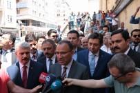 IRKÇILIK - Başbakan Yardımcısı Bozdağ Açıklaması 'Avusturya Aşırı Irkçılara Cesaret Verecek Adımlar Atıyor'