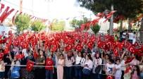 ÖZLEM ÇERÇIOĞLU - Başkan Çerçioğlu, Buharkent'te Temel Attı