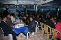 ABDULLAH KÜÇÜK - Başkan Ercan, Hayvancılık Bölgesi İşletmecileriyle İftar Yaptı