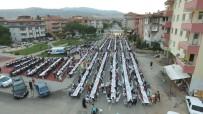 İHSAN KOCA - Binlerce Kişi Aynı Sofrada İftar Açtı