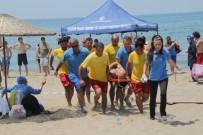 BOĞULMA VAKASI - Bu Yaz Da Plajlarda Canlar KOSKEM'e Emanet