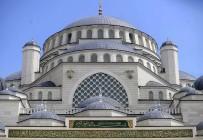 SANAT ESERİ - Çamlıca Camii'nde geri sayım başladı