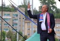 ÖLÜM YILDÖNÜMÜ - CHP Cumhurbaşkanı Adayı Muharrem İnce Karabük'te
