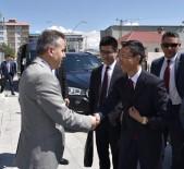 ÇIN HALK CUMHURIYETI - Çin Ankara Büyükelçisi Ve İş Adamları Ağrı'da