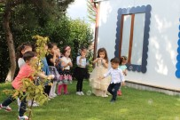 DOĞUM GÜNÜ - Çocuklar Pıtırcık Kapalı Oyun Evinde Gönüllerince Eğleniyor Ve Öğreniyor