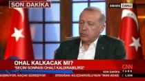 KANAL D - Cumhurbaşkanı Erdoğan Açıklaması 'Sincar'ı Da Kandil'i De Vururuz'