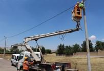 ENERJİ BAKANLIĞI - Dicle Elektrik Ulubağ'da 25 Yıllık Şebekeyi Yeniledi