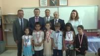 Düzce'de 70 Bin Öğrenci Tatile 'Merhaba' Dedi