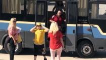 ENGELLİ ÖĞRENCİLER - Engelli Öğrencilerin Karne Heyecanı