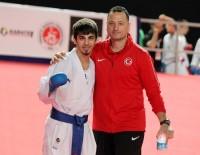 KARATE - Eray Şamdan Ve Erkek Kata Milli Takımı İstanbul'da Finalde