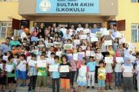 MEHMET METIN - Erdemli'de 31 Bin 537 Öğrenci Karne Sevinci Yaşadı