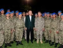 Erdoğan'dan bir müjde de askerlere!