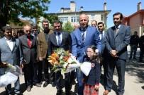 TUNCAY TOPSAKALOĞLU - Erzurum Tekli Eğitime Geçiyor
