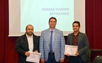 KORNEA NAKLİ - Eskişehir'deki Göz Bankalarına Sağlık Bakanlığı'ndan Teşekkür