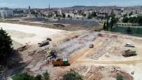 GÖNÜL KÖPRÜSÜ - Gaziantep'te 65 Yıllık Köprü Yıkıldı
