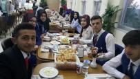 TERMAL TURİZM - İmam Hatip Lisesi Öğrencileri, Mezuniyetlerini Aileleriyle İftarda Kutladı