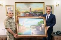 BALıKLıGÖL - Jandarma Genel Komutanı Orgeneral Çetin Şanlıurfa'da