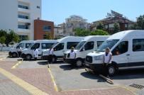 MAHMUTLAR - Kadınları Plaja Kadın Servis Şoförleri Taşıyacak