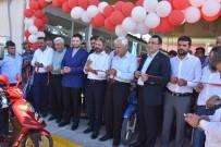 AHMET GAZI KAYA - Kahta'ya Turistik Sanat Çarşısı Açıldı