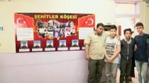 Karneleri Afrin'den Gelen Özel Harekat Polisleri Verdi