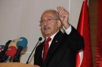 PRİM BORCU - Kılıçdaroğlu Ve İşadamı Arasında Asgari Ücret Polemiği