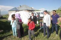 SONER KIRLI - Malazgirt Kaymakamı Soner Kırlı Köy Gezilerine Devam Ediyor
