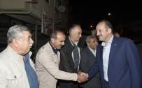 ZIYA POLAT - Mamak Belediye Başkanı Akgül Sahurda Muhtarlarla Buluştu