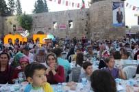 AŞıK SEFAI - Mersin Büyükşehir Belediyesi'nden Mut'ta İftar Sofrası
