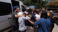 KİREMİTHANE - Mersin'de Büfeci Cinayetinin Zanlıları Adliyeye Sevk Edildi