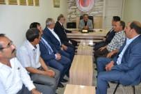EMNİYET TEŞKİLATI - MHP Genel Başkan Yardımcısı Kalaycı, Kulu'da Ziyaretlerde Bulundu