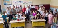 İBRAHIM KÜÇÜK - Nazilli'de 27 Bin 772 Öğrenci Karne Aldı