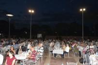 İBRAHIM KÜÇÜK - Nazilli'de Şehit Ve Gazi Ailelerine İftar Yemeği Verildi