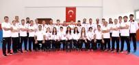 MERYEM BETÜL - Para-Tekvando'da Avrupa Sınavı