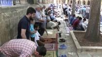 BALıKLıGÖL - 'Peygamberler Şehri'nde Ramazanın Son Cuma Namazı Kılındı