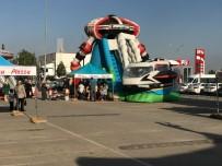DANS GÖSTERİSİ - Piazza AVM'nin Çocuk Festivali Başladı