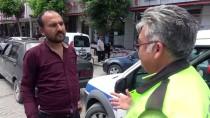 Protez Eliyle Araç Kullanan Sürücüye 4 Bin Lira Ceza