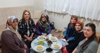 RAMAZAN KOLİSİ - Ramazan'da Örnek Yardımlaşma Hareketi; KO-MEK Hurması