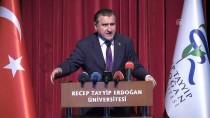 YABANCı DIL - Recep Tayyip Erdoğan Üniversitesi Mezuniyet Töreni