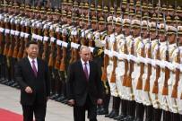 ÇIN HALK CUMHURIYETI - Rusya Devlet Başkanı Putin, Çin'de